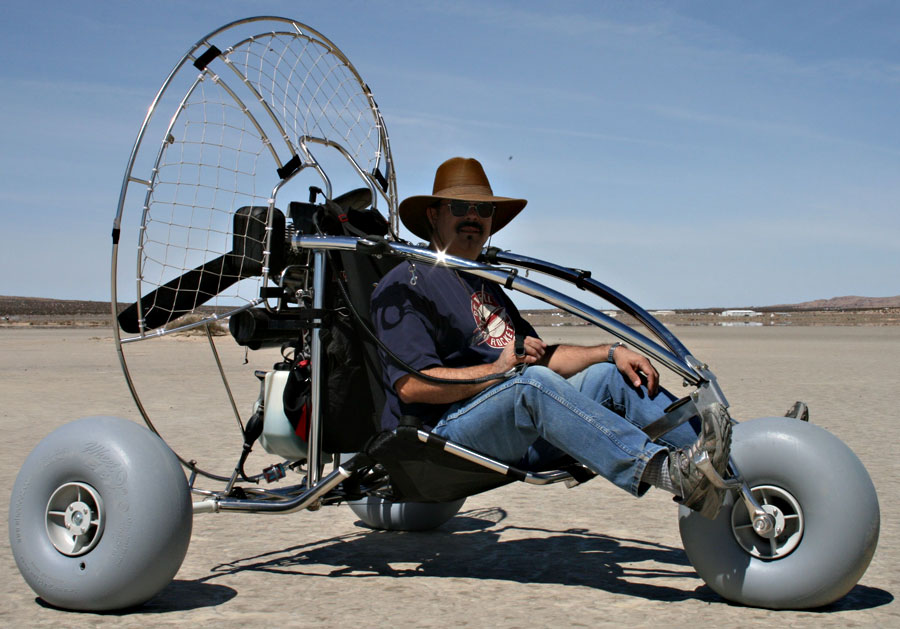 TrikeBuggy Bullet Assembly