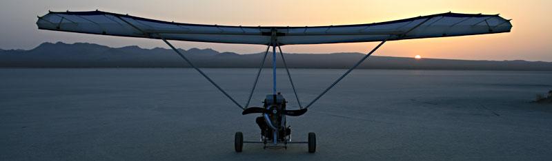 Powered Hang Glider