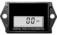 ENM Digital Tach and Hourmeter - TrikeBuggy.com