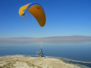 Early Salton Sea Event