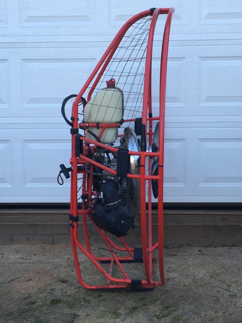 Used Paragliding Equipment